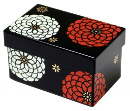 Bento Box Hundred Flowers Hakoben