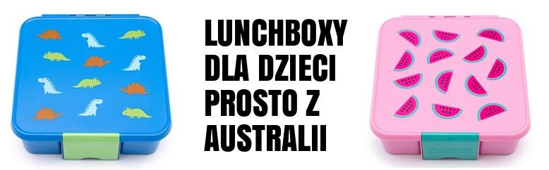 duze lunchboxy dla dzieci