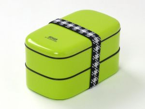 Bento Box Edge O- zielony